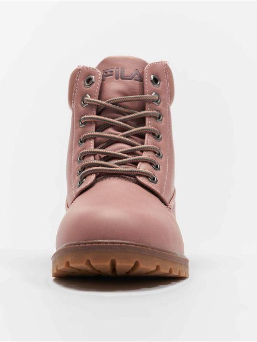FILA Chaussures montantes Base Maverick Mid rose | Chaussure