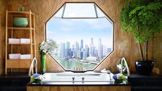 Singapore Ritz Carlton