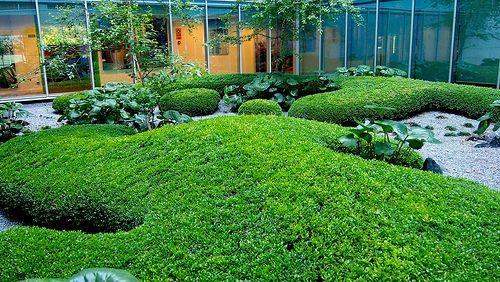 Landschaftsarchitektur landscape architecture paisajismo dise o de jardines jard n patio - Diseno jardines madrid ...