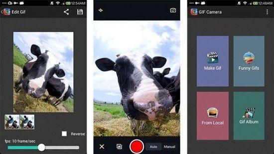 5 Aplikasi Android untuk Membuat Gambar Bergerak (Gif) http://www.aplikanologi.com/?p=30525