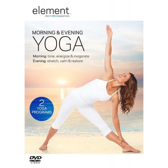 http://ift.tt/2dNUwca | Element: Morning And Evening Yoga DVD | #Movies #film #trailers #blu-ray #dvd #tv #Comedy #Action #Adventure #Classics online movies watch movies  tv shows Science Fiction Kids & Family Mystery Thrillers #Romance film review movie reviews movies reviews