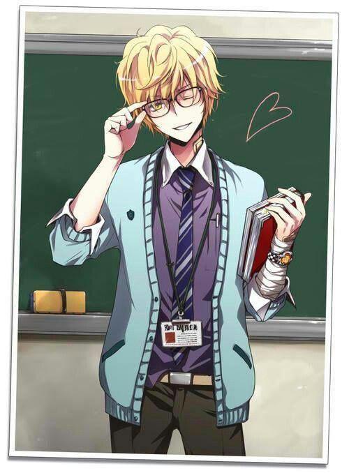 # anime boy # cute: