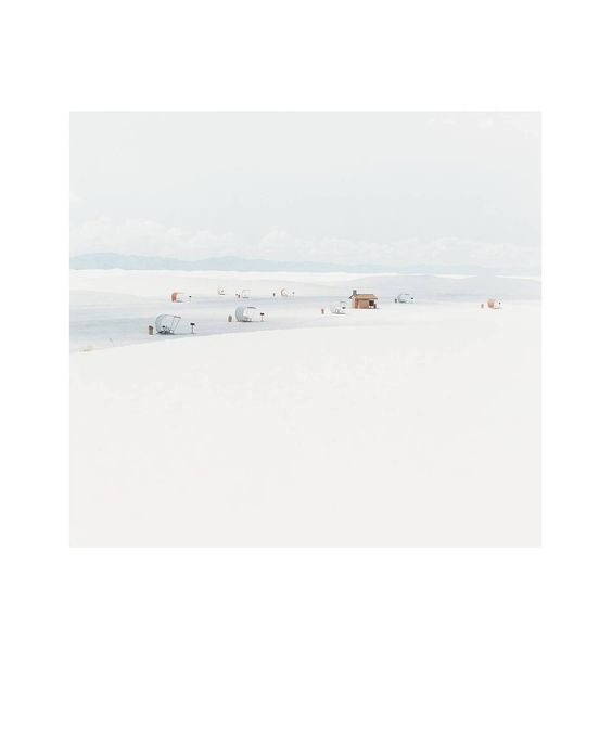 White Sands #1 - Julia Christe - pictures, photography, photo art online at LUMAS
