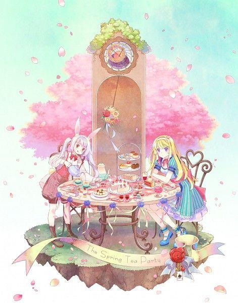 Boya, Alice in Wonderland
