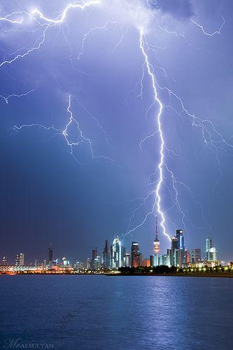T H U N D E R B O L T - Kuwait, City