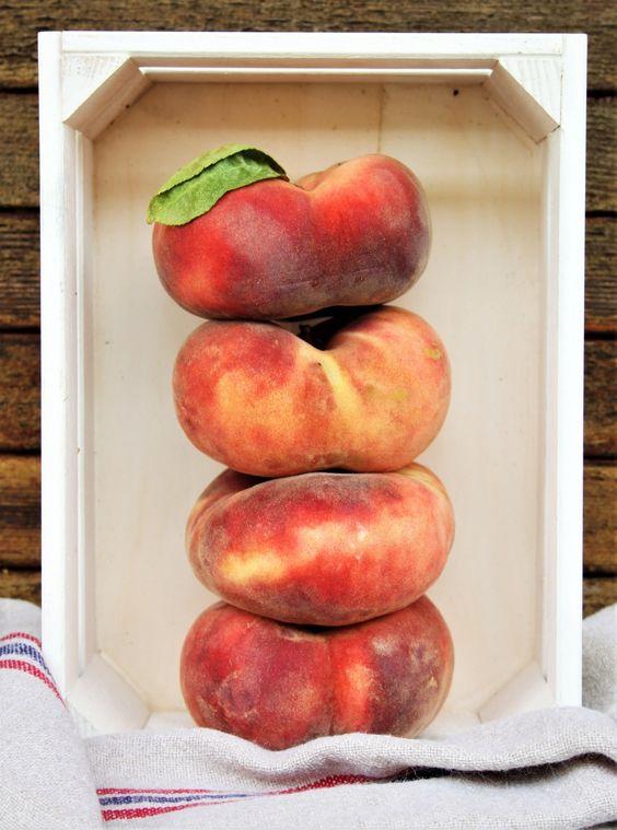 Peach (or Apricot) Tarte Tatin with Thyme – tonibrancatisanodotcom