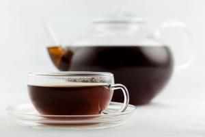 Las cinco mejores plantas para adelgazar: Té rojo Pu Erh