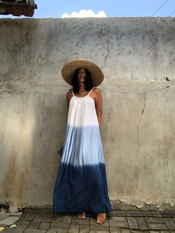 Maxi Dress summer dressprengnant womancomfyboho dress