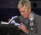 50 shades of grey, read by Ellen