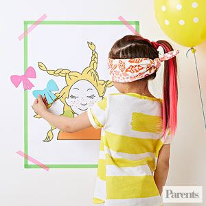Throw a Braiding Party!: Put a Bow on It! (via Parents.com)