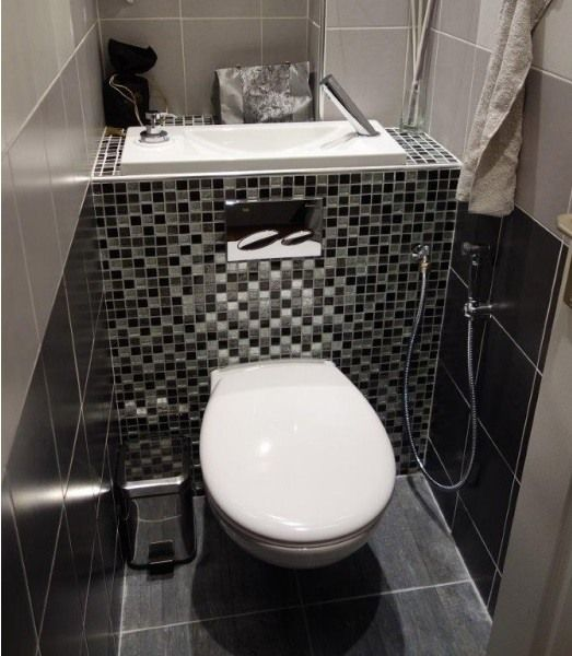 Douchette Pour Wc Suspendu Wc Suspendu Douchette Wc Amenagement Toilettes