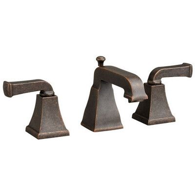 American Standard Town Square Double Handle Widespread Faucet