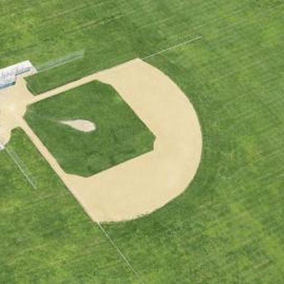 How To Make A Backyard Baseball Field