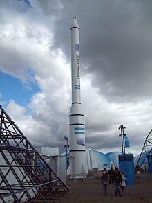 Tronador II (foguete) – Wikipédia, a enciclopédia livre