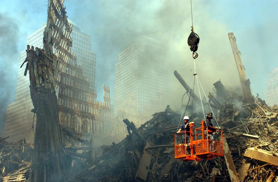 9-11 Research: Ground Zero Workers