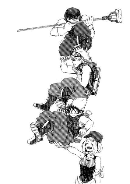 Boku No Hero Academia★