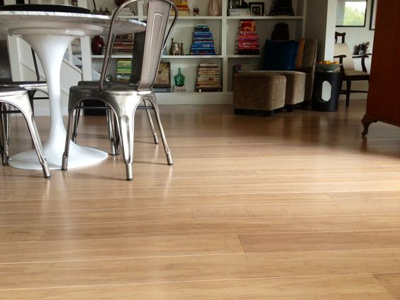 Ghost Gum - Bamboo Flooring