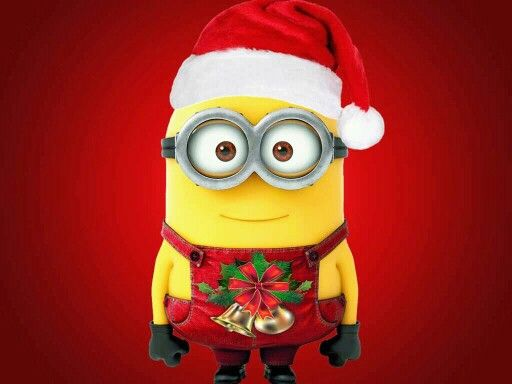 Kerst and Minions on Pinterest