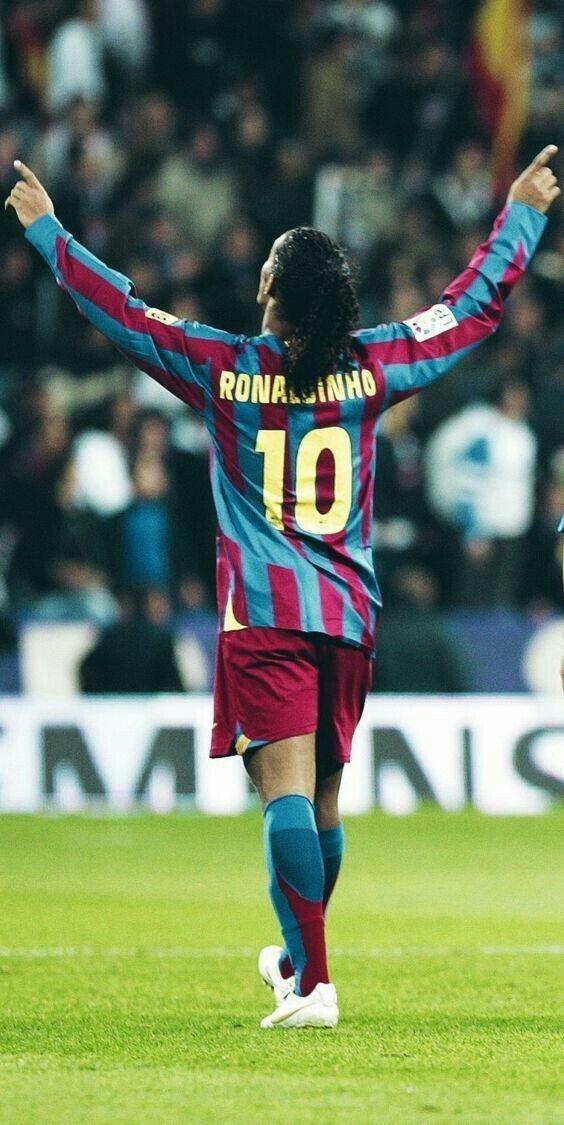 Wallpaper Ronaldinho Ronaldo Football Barcelona Soccer Best Football Players