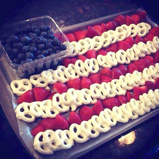 12 Patriotic food ideas for Memorial Day - LIFE, CREATIVELY ORGANIZED