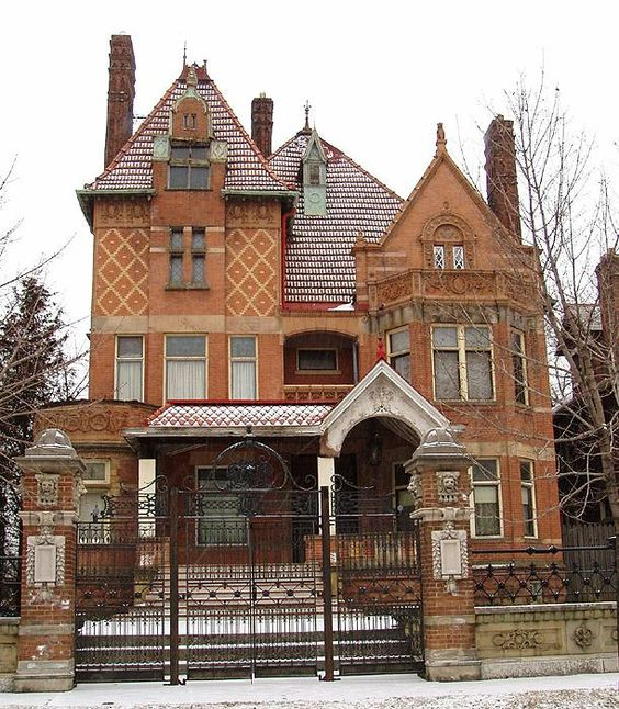 Victorian style homes columbus ohio home photo style for Home builders columbus ohio