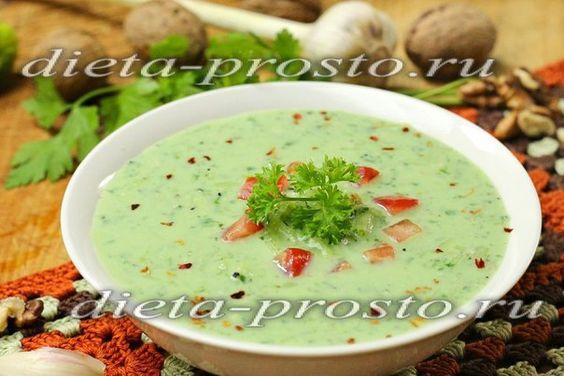 Рецепты блюд диета 1