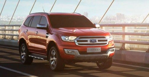 2020 Ford Everest Release Date And Price New Suv