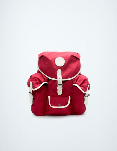 RED COLOURS RUCKSACK - Handbags - Boy (2-14 years) - Kids - ZARA