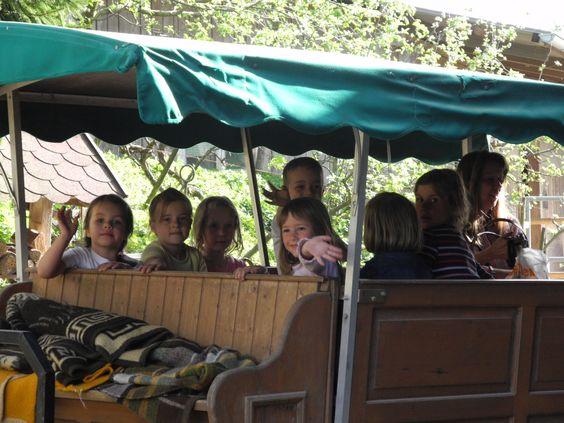 Kindergeburtstag auf dem Martinshof (Schöckingen)