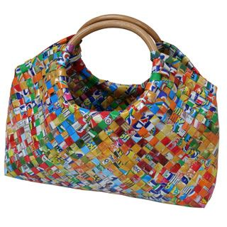 . . . . . How to Recycle: Recycled Eco-Friendly HandBags
