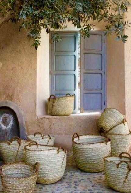 ♔ Basquets ~ Provence                                                                                                                                                                                 More:
