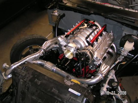 My Budget Ls Engine Swap Guide