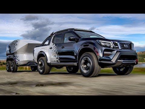 2019 Nissan Navara Dark Sky Concept Youtube In 2020 Nissan Navara Nissan Nissan Infiniti