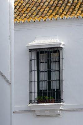 Las fotografías de Miguel Roa: Algunas puertas, ventanas y balcones de Carmona (Sevilla)