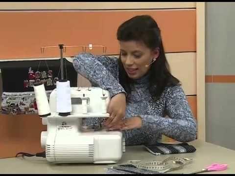 Bolsinha com retalhos com Vanessa Fernandes | Vitrine do Artesanato na TV - YouTube