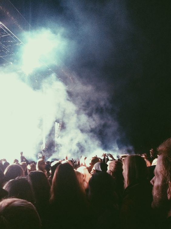 blvvvm:  Kings Of Leon on Bråvalla Festival 2014