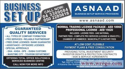 How to start Business in Dubai - wrego.com