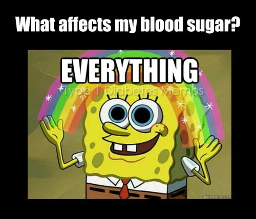 Contrary to nondiabetics popular belief it's not just food. There's a lot more to it than just avoiding sugar.