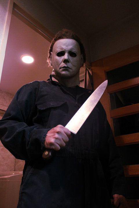Halloween 2 lobby card   Slashers Movies   Pinterest   Michael ...