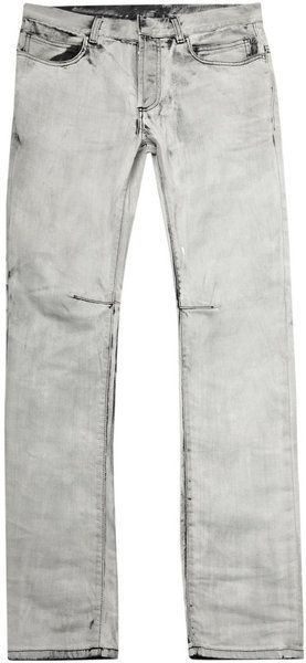 Bleached Jeans - Lyst