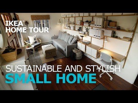 15 Small Multi Purpose Living Room Ideas Ikea Home Tour Episode 314 Youtube Ikea Home Tour House Interior Design Living Room Small Living Room Design