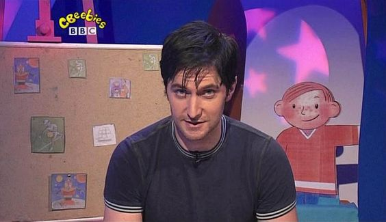 What the hell?! Cant believe he was on cbeebies!!! Wow