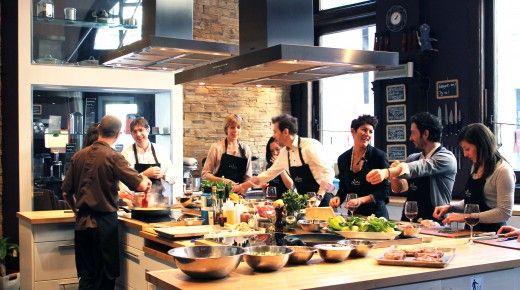Cours De Cuisine En 2020 Cours De Cuisine Atelier Cuisine Cuisine