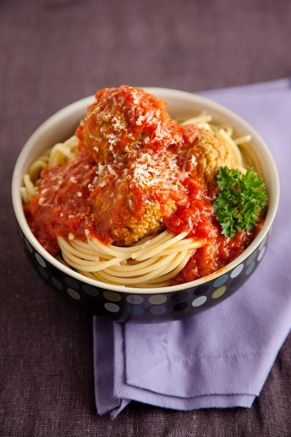 Slow Cooker Cheese Stuffed Meatballs and Sauce
