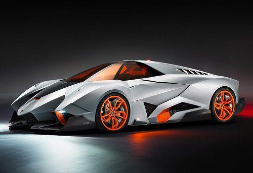 Lamborghini Egoista Concept Lamborghini Auto S