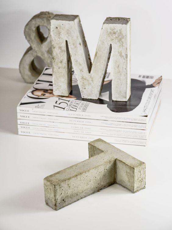 Beton vielleicht werden wir doch noch freunde for Concrete craft molds