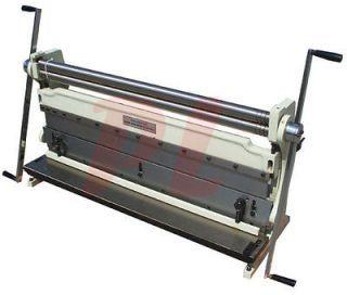 36 Brake Bender With Stand Sheet Metal Bending Plate Bender 12 Gauge In 2020 Metal Bending Sheet Metal Bender Sheet Metal Shear