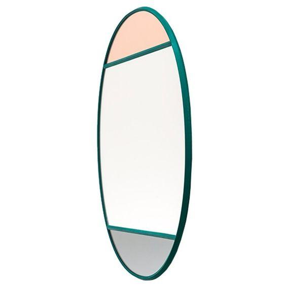 ウォールミラー マジス VITRAIL アート カラーガラス
