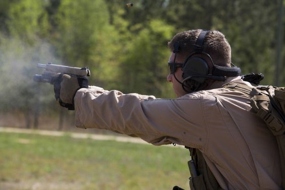 Force Recon Marines let bullets fly in prep for deployment