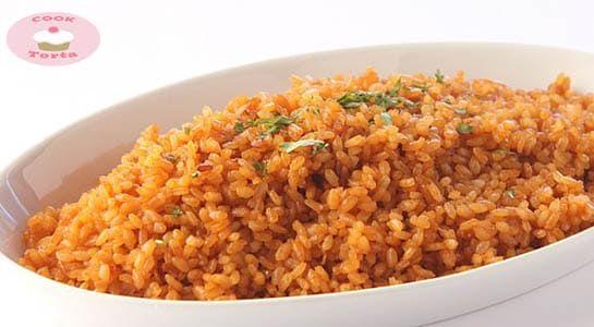 طريقة عمل رز السمك زى المطاعم Cooking Recipes Recipes International Recipes